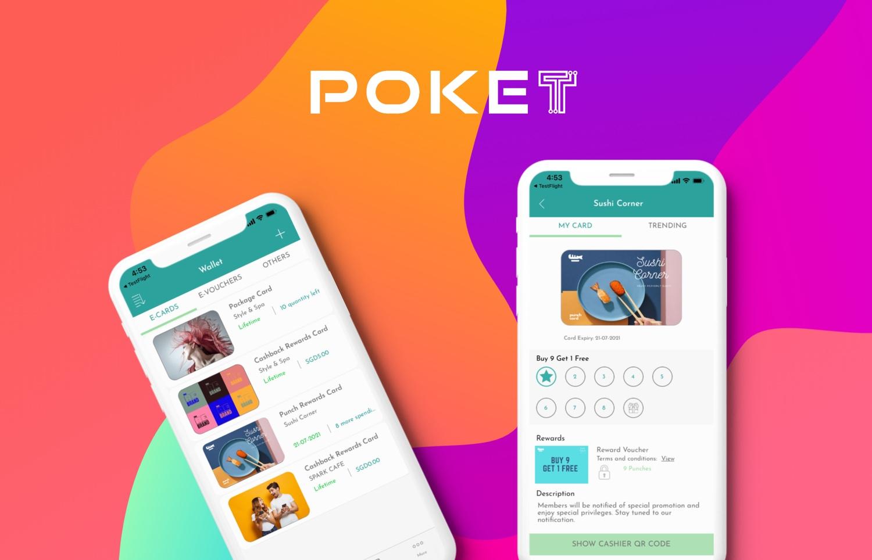 Poket Rewards Member App