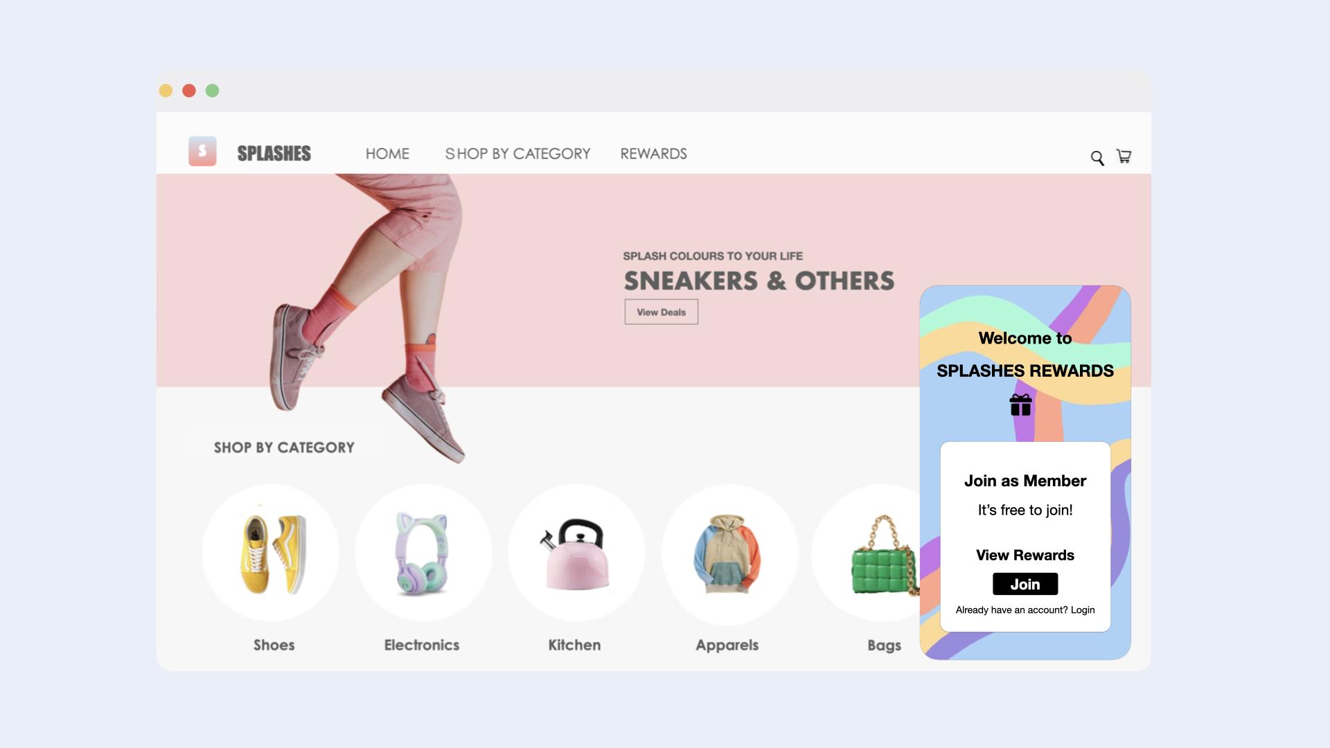 Rewards Program for WooCommerce Store