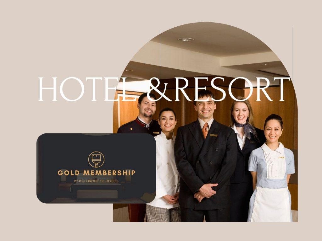 Membership Program for Hotel & Resort